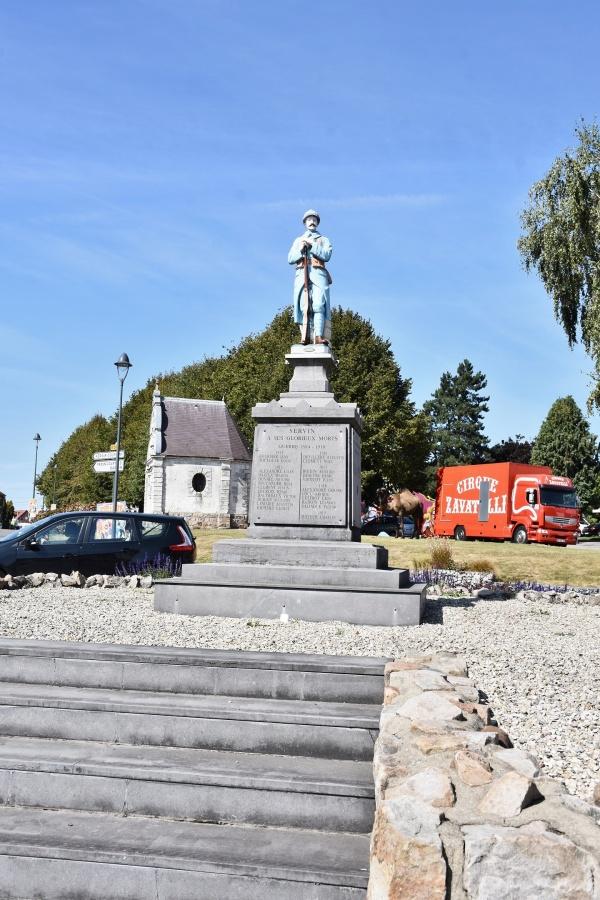 Photo Servins - le Monument Aux Morts