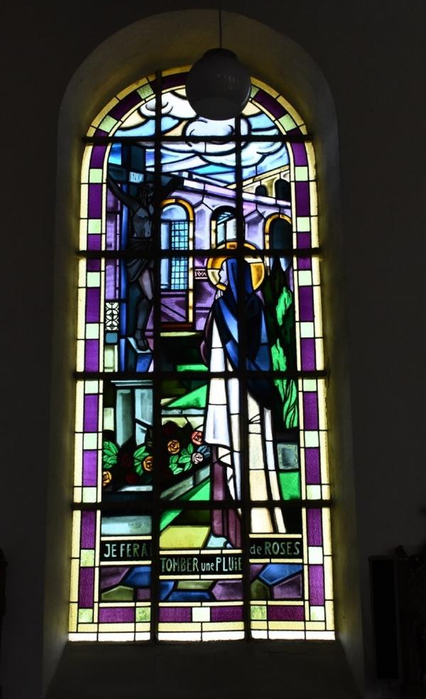 Photo Servins - église Saint Martin
