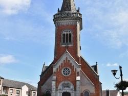 Photo paysage et monuments, Souchez - église Saint Nicolas