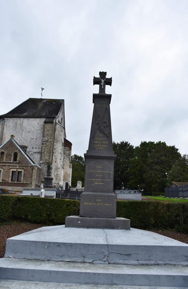 Photo Surques - le Monument Aux Morts