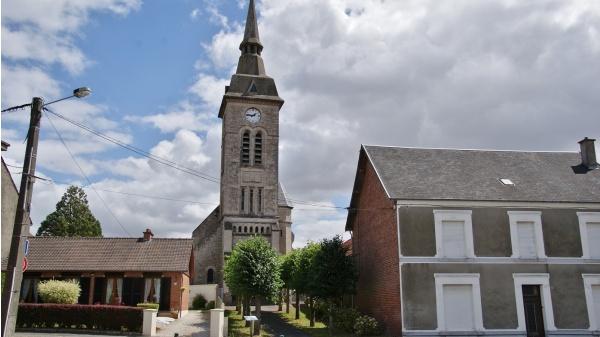 Photo Thélus - église Saint ranulphe
