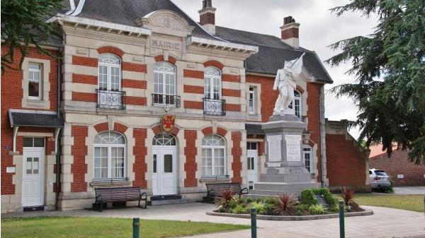 Photo Thélus - la Mairie