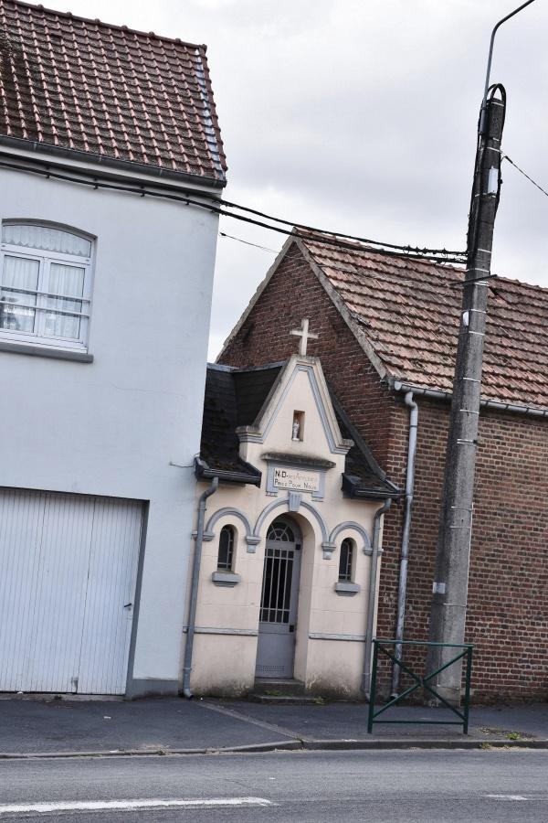 Photo Thélus - la Chapelle