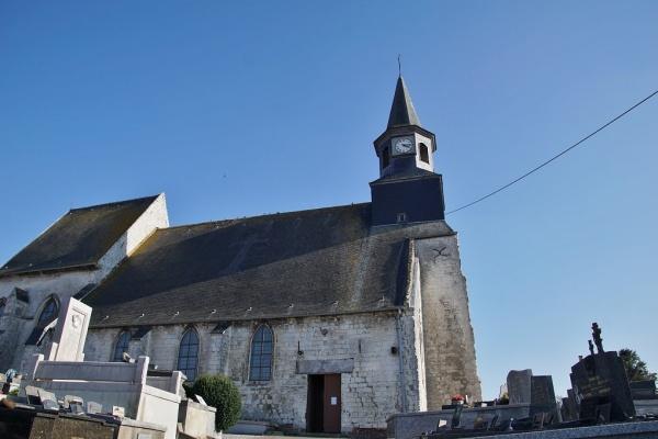 Photo Tournehem-sur-la-Hem - église Notre Dame