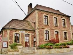 Photo paysage et monuments, Wierre-au-Bois - La Mairie