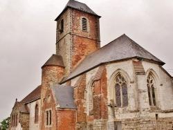 Photo paysage et monuments, Wierre-au-Bois - église St Omer