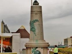 Photo paysage et monuments, Wimereux - Le Monument-aux-Morts