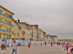 Photo paysage et monuments, Wimereux - La Digue