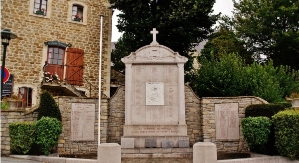 Photo Wimille - Le Monument-aux-Morts