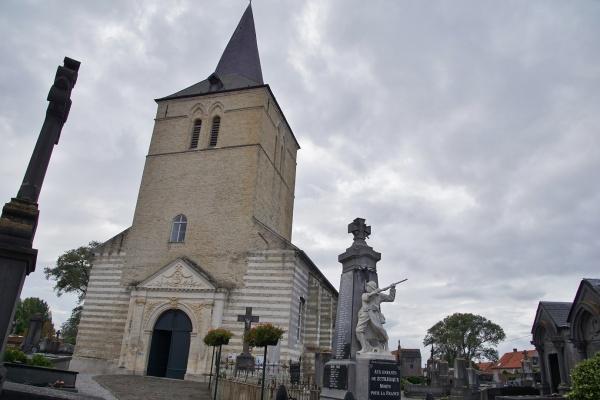 Photo Zutkerque - église Saint Martin