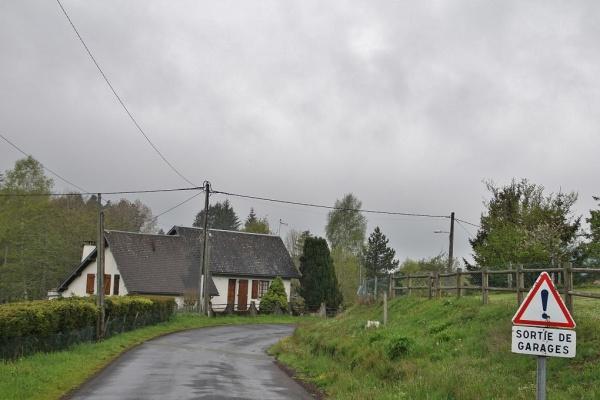 Photo Bagnols - le Village