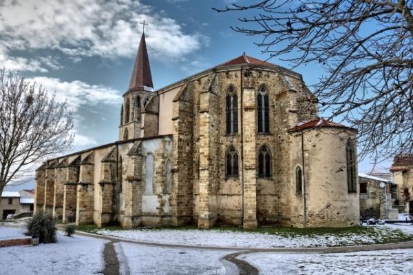 Photo Billom - Eglise St Loup