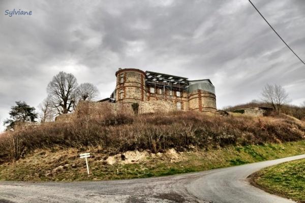 Photo Billom - Château de Lachaux Montgros