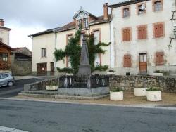 Photo paysage et monuments, La Chapelle-Agnon - place