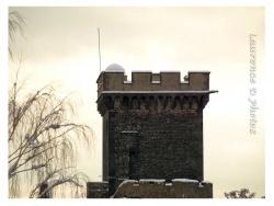 Photo paysage et monuments, Châteaugay - Le Château en hiver