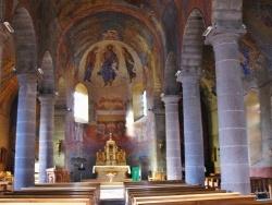 Photo paysage et monuments, Châtelguyon - église Sainte-Anne 19 Em Siècle