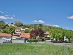 Photo paysage et monuments, Chauriat - le Village