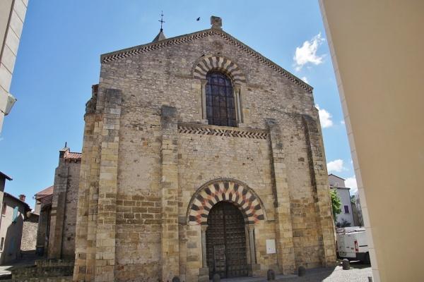 Photo Chauriat - église Saint Julien