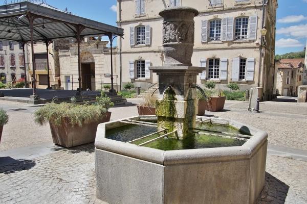 Photo Chauriat - la Fontaine