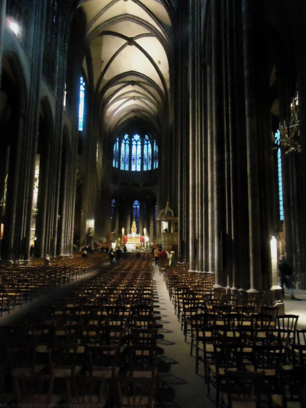 Photo Clermont-Ferrand - La Cathédrale -