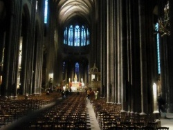Photo paysage et monuments, Clermont-Ferrand - La Cathédrale -