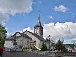 Photo paysage et monuments, Espinchal - église Saint Nicolas