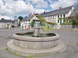 Photo paysage et monuments, Espinchal - la Fontaine