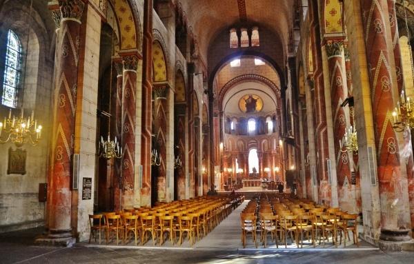 Photo Issoire - L'église