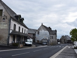 Photo paysage et monuments, Laqueuille - le Village