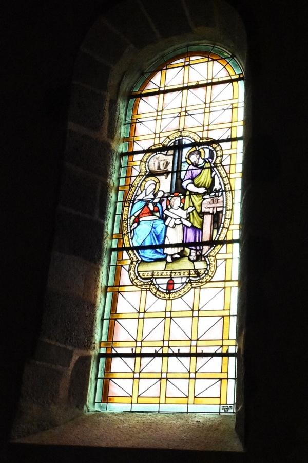 Photo Laqueuille - église Sainte Marie Maldeline