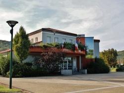 Photo paysage et monuments, Les Martres-de-Veyre - Hotel-de-Ville