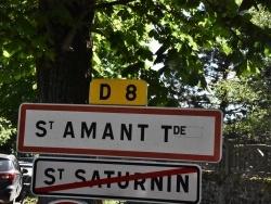 Photo paysage et monuments, Saint-Amant-Tallende - saint amant tallende (63450)