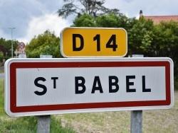 Photo de Saint-Babel