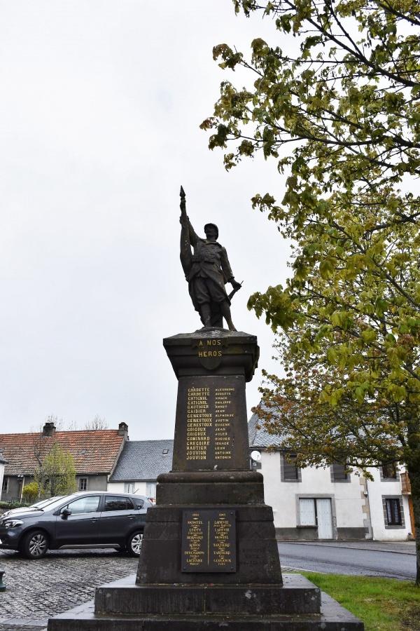 Photo Saint-Donat - le Monument Aux Morts
