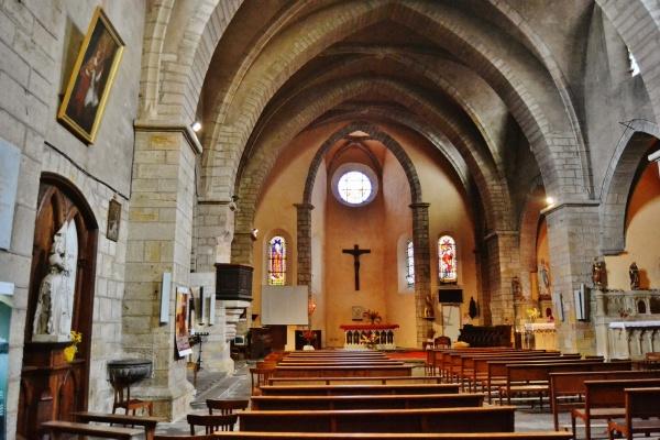 Photo Saint-Germain-Lembron - église St Germain