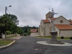 Photo paysage et monuments, Saint-Maigner - église de saint-Maigner