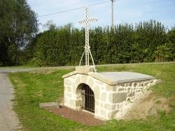 Photo paysage et monuments, Saint-Maigner - fontaine St Georges