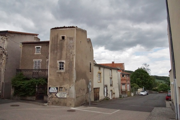Photo Saint-Sandoux - le Village