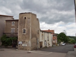 Photo paysage et monuments, Saint-Sandoux - le Village