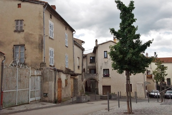 Photo Saint-Sandoux - le Village
