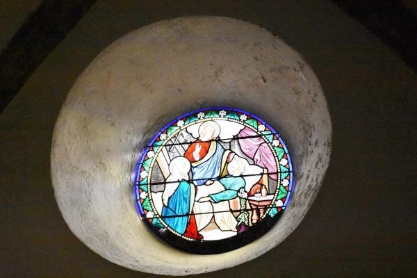 Photo Saint-Sauves-d'Auvergne - église Saint Etienne