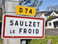 Photo de Saulzet-le-Froid