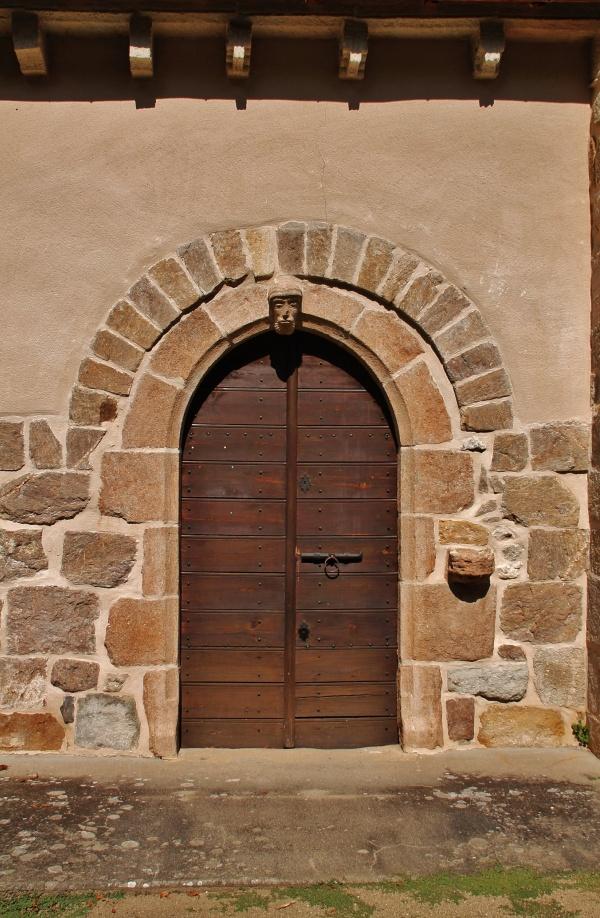 Photo Varennes-sur-Usson - L'église