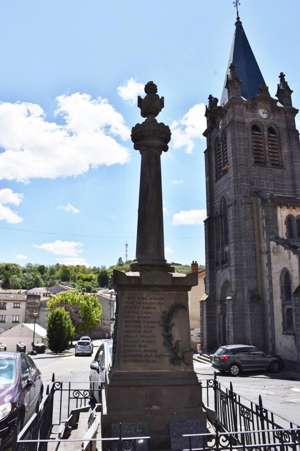 Photo Vertaizon - le Monument Aux Morts