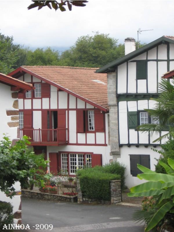 Photo Ainhoa - maisons à ainhoa 2009