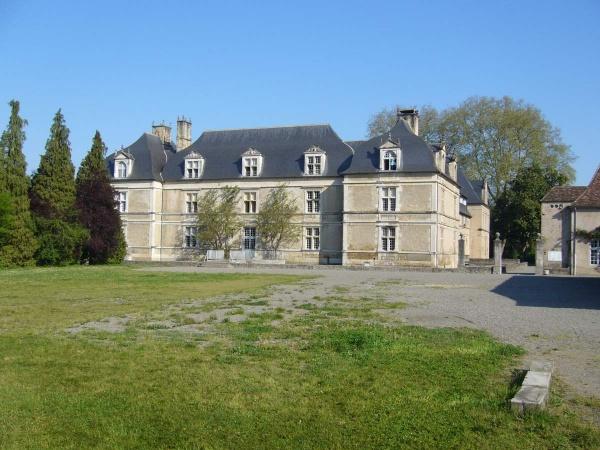 Ets Sainte- Bernadette - château d'Audaux dit de Gassion