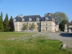 Photo paysage et monuments, Audaux - Ets Sainte- Bernadette - château d'Audaux dit de Gassion