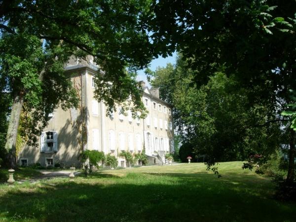 chateau de bernadets