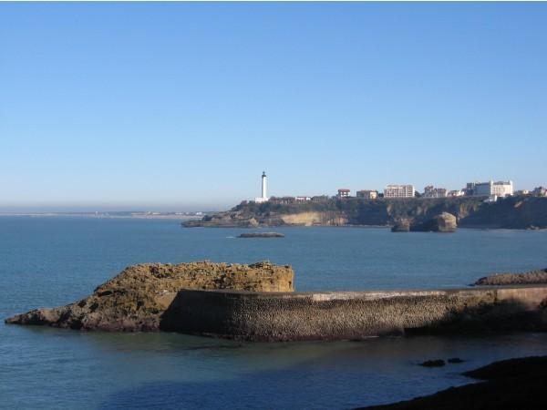 Photo Biarritz - biarritz un jour d'hiver 2008