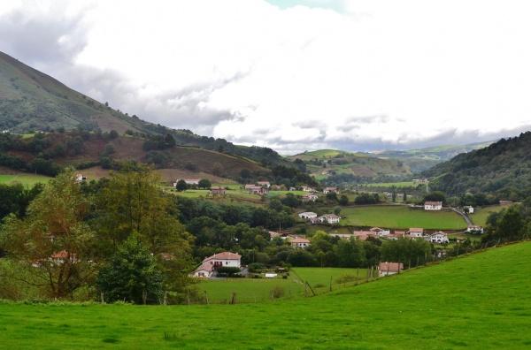 Photo Bidarray - Le Village